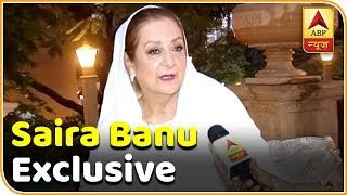 Saira Banu Writes To PM Modi, Seeks Help | FULL INTERVIEW | ABP News