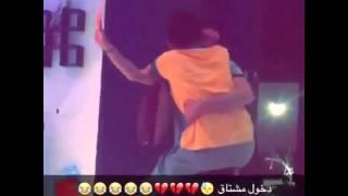 سعود وعز والله يحزن