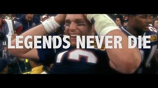Legends Never Die - Patriots Hype Video 2016-2017