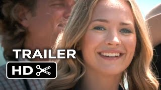 The Longest Ride Official Trailer #1 (2015) - Britt Robertson Movie HD