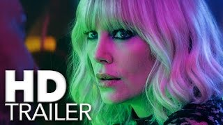 ATOMIC BLONDE | Trailer Deutsch German | 2017 - mit Charlize Theron