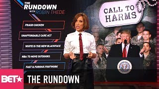 Restaurant Accused Of Serving Popeye's Chicken   The Rundown With Robin Thede
