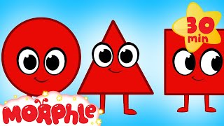 Learn Shapes Educational Video For Kids
