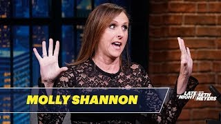 Molly Shannon Reveals What Words and Expressions She Hates the Most