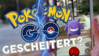 Ist Pokémon Go GESCHEITERT?