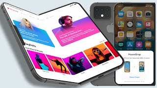 Apple iPhone Fold v2, iPhone 11 & AirPower Leaks!