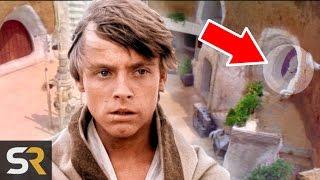 10 Star Wars Movie Mistakes You Missed