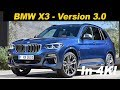 2018 BMW X3 Review / Comparison - In 4Kmp3