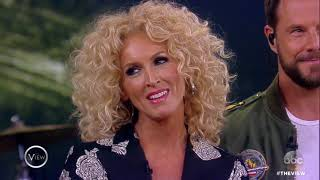 Little Big Town On Walk Of Fame Induction, New Tour | The View