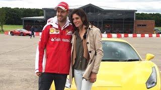 GRIP vs. Formel-1-Star Sebastian Vettel - GRIP - Folge 374 - RTL2