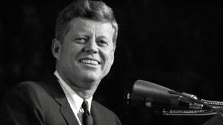 Video message marks JFK