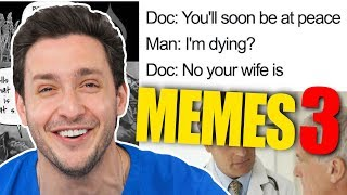 Doctor Reacts to: WILD MEDICAL MEMES EP. 3