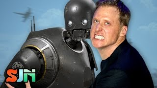 Rogue One: Why K2SO is the Best Droid Ever