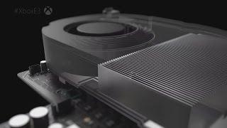 Xbox Project Scorpio 2017 Trailer E3 2016 (New Xbox Console)