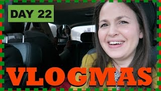 Let it Go! | DAY 22 | VLOGMAS 2016