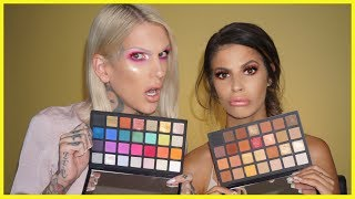 PIGMENTED OR NAH? SEPHORA PRO EYESHADOW PALETTES | feat. Laura Lee