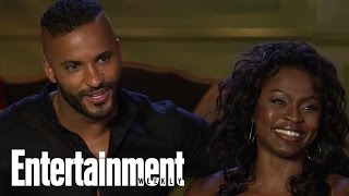American Gods: Orlando Jones, Ricky Whittle & More Break Down Episode 1 | Entertainment Weekly
