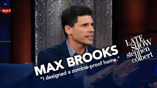 Max Brooks Has Been Called The