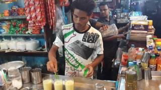 Kerala marine drive famous juice