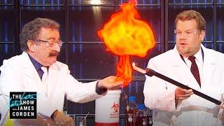 Science Experiments w/ Professor Robert Winston