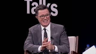 TimesTalks: Stephen Colbert