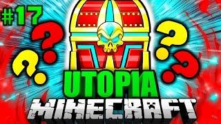 Das LEGENDÄRE MEGA-UNBOXING?! - Minecraft Utopia #017 [Deutsch/HD]