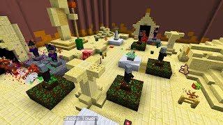XXL Folge! Sheep Tower auf MAXIMUM! - Minecraft Tower Defense Map