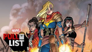Triumph and Tragedy! CAPTAIN MARVEL #2 and More!   Marvel's Pull List