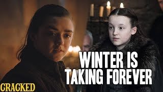 Arya Stark Kicks Ass, Lady Mormont