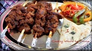চুলায় তৈরি শিক কাবাব || Bangladeshi Sheek Kabab || How To Make Bangladeshi Sheek Kabab ||shikh kabab