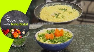 Cook It Up With Tarla Dalal - Ep 3 - Corn Korma, Achari Paneer and Fresh Green Salad