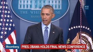 Obama: Always Wanted Constructive Relations with Russia