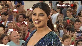 Priyanka Chopra arrives at