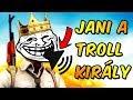 JANI A TROLL KIRÁLY! | TheVR PUBG 1.0 T...mp3