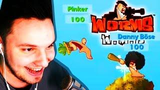 ER HAT KEIN RESPEKT !! | Worms W.M.D