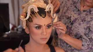 paes ageng alexandra laurine makeup
