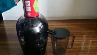 How to Clean Philips Juicer HR1855 | Philips Quick Clean Juicer Review by Happy Pumpkins