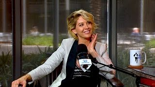 """""""Imaginary Mary"""" Actress Jenna Elfman Joins The RE Show in Studio - 5/121/7"""