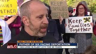 Florida father of six facing deportation