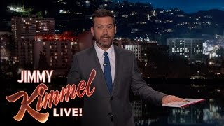 Jimmy Kimmel Received Horrifying Book for His Daughter