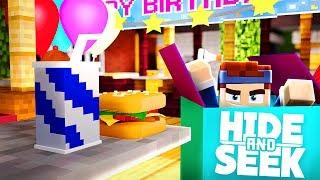 WILLST DU DABEI SEIN? | Minecraft Hide and Seek