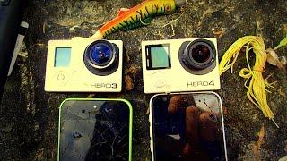 River Treasure: 2 GoPro