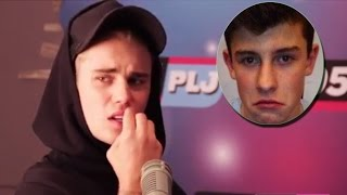 Justin Bieber No Sabe Quién Es Shawn Mendes?