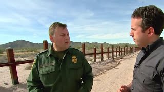 Border Patrol Agents Work Without Pay As Shutdown Continues | NBC Nightly News