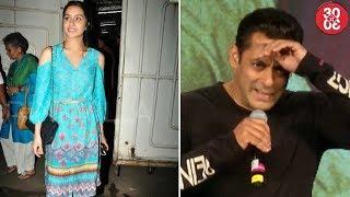 Shraddha Attends 'Haseena Parkar's Special Screening   Salman Khan Denies Iulia's Request