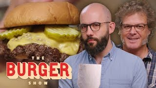 Binging with Babish Taste-Tests Regional Burger Styles   The Burger Show