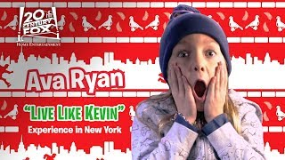 Home Alone 2 | Ava Ryan Lives It Up Like Kevin In New York | 20th Century FOX