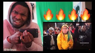 """KING OF NYC ?!? 6IX9INE """"Billy"""" (WSHH Ex - Official Music Video) // REACTION!!"""