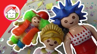 Playmobil Karneval Film deutsch 2017 Fastnacht / schmutziger Donnerstag / Kinderkanal family stories