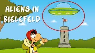 Ruthe.de - Nachrichten - Aliens in Bielefeld